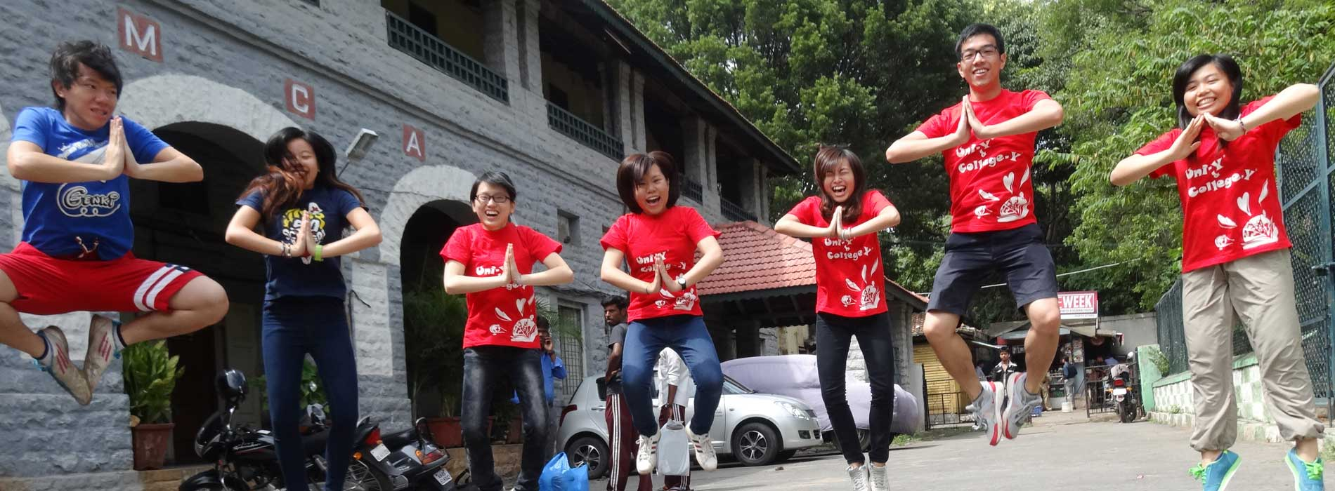 大學青年會香港中文大學崇基學院下載專區頁面橫幅